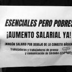 El laberinto sin salida de las paritarias de prensa en Córdoba