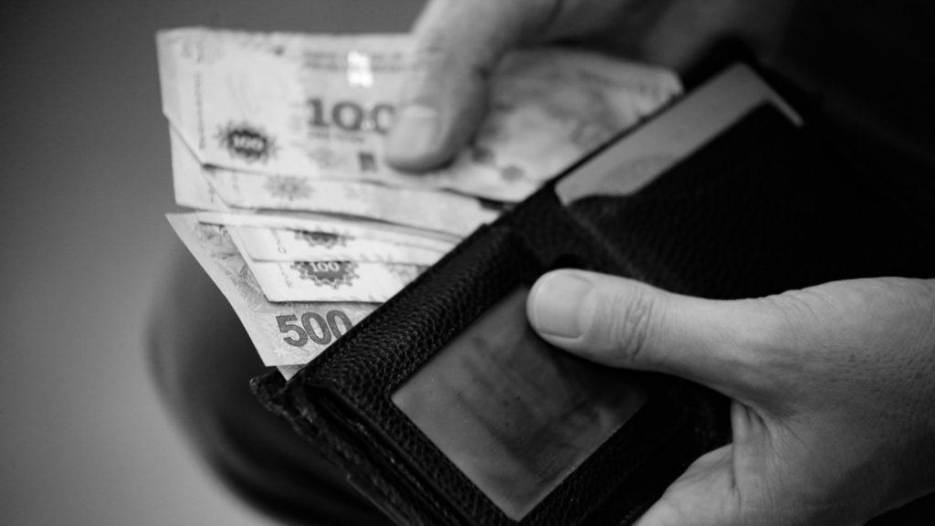 dinero-salario-canasta-básica-sueldo