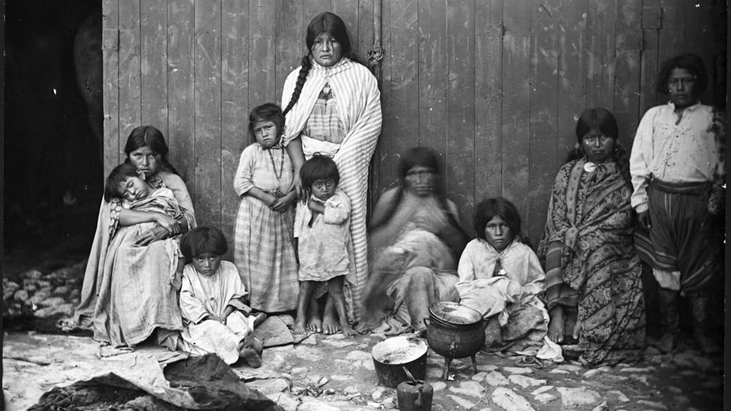 familia-caciques-Mapuche-cautiverio-Museo-Ciencias-Naturales-La-Plata