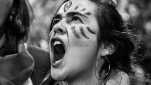Fotogalería: 6 años gritando #NiUnaMenos