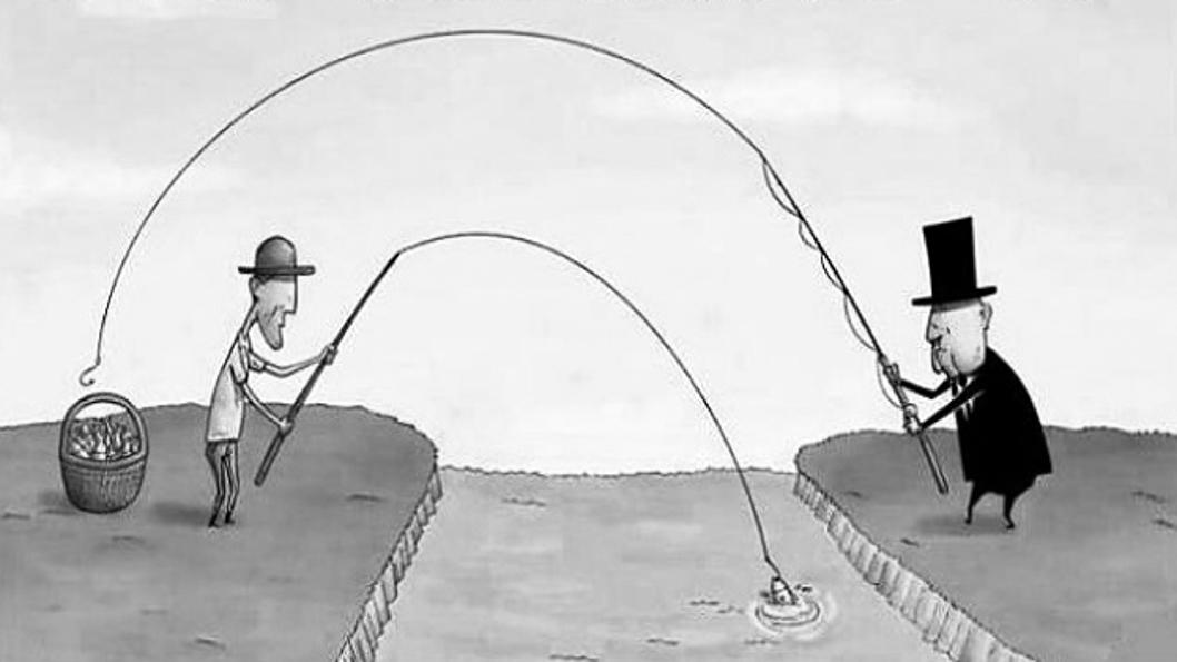 ilustración-economía-grandes-riquezas-ricos-laburantes