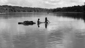 El río es una persona