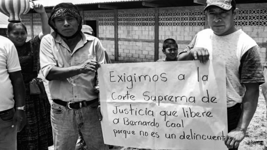 rio-contaminación-Guatemala-líder-comunitario-Bernardo-Caal-Xol-comunidad-indígena-maya-q'eqchi'-4