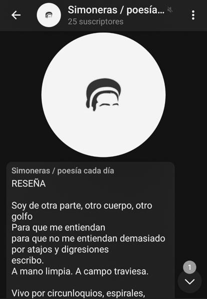 simoneras-telegram-poesía