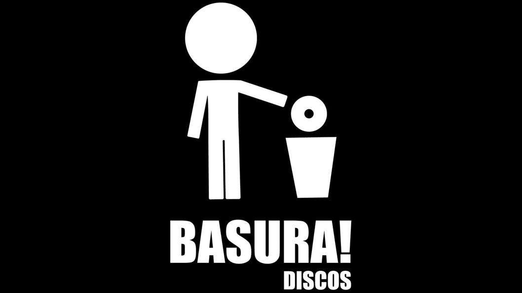 05 Basura! discos