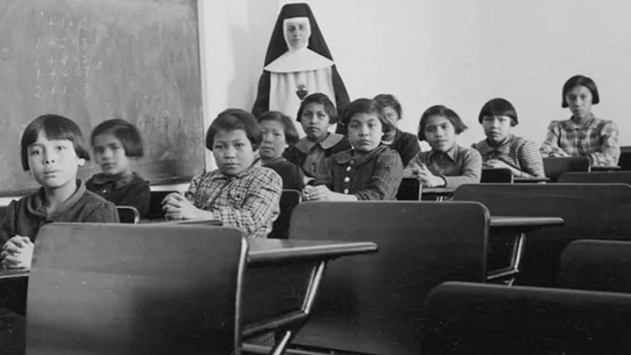 Canada escuelas indigenas la-tinta