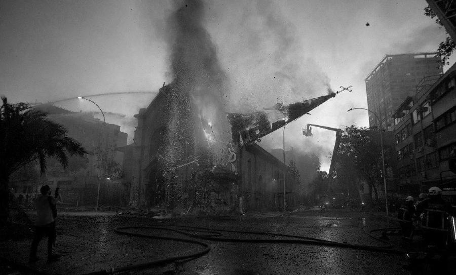 Canada iglesias incendiadas la-tinta