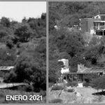 Denuncian que emprendimiento inmobiliario avanza con obras ilegales en Candonga