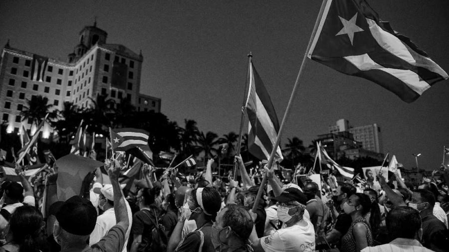Cuba defensa de la revolucion la-tinta