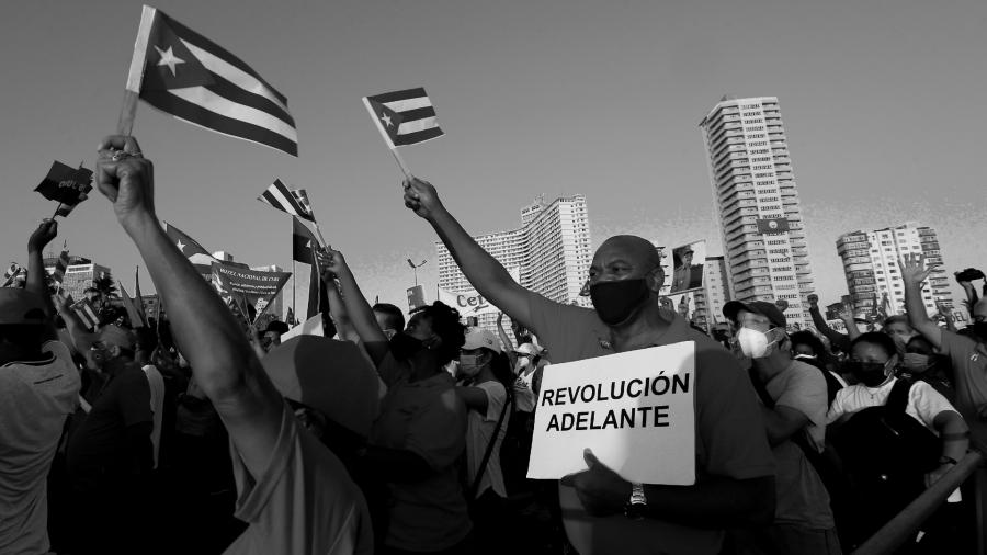 Cuba movilizacion defensa revolucion la-tinta