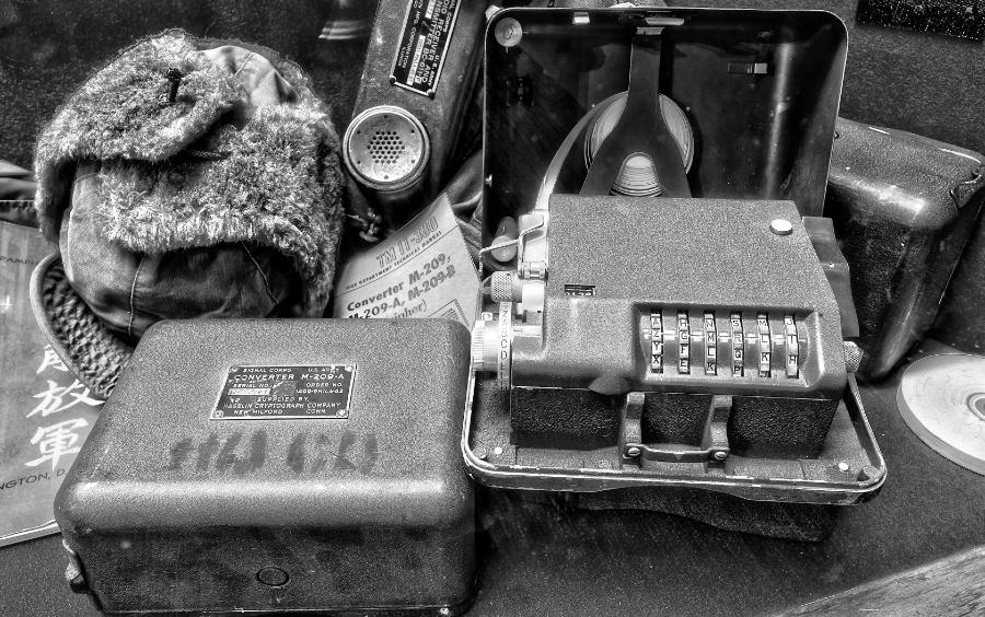 Espionaje criptografo guerra fria la-tinta