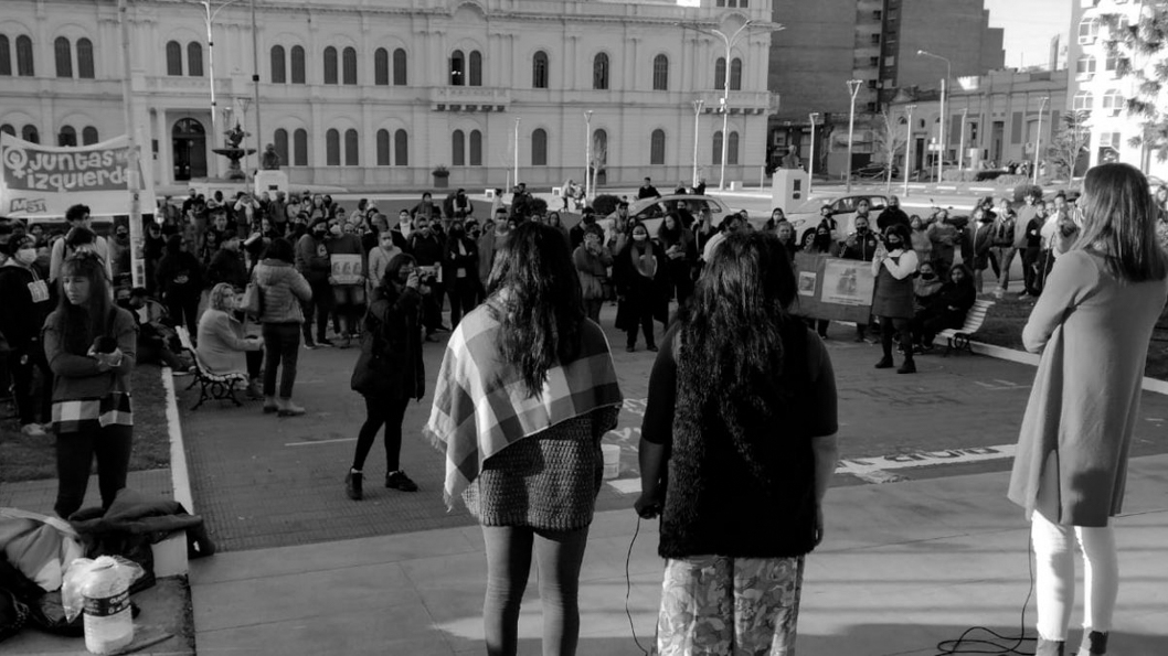 Marcha-Victoria-Nuñez-paraná-violencia-policial-2