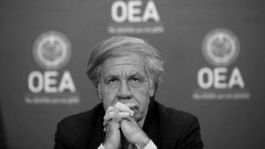 El silencio selectivo de Luis Almagro al frente de la OEA