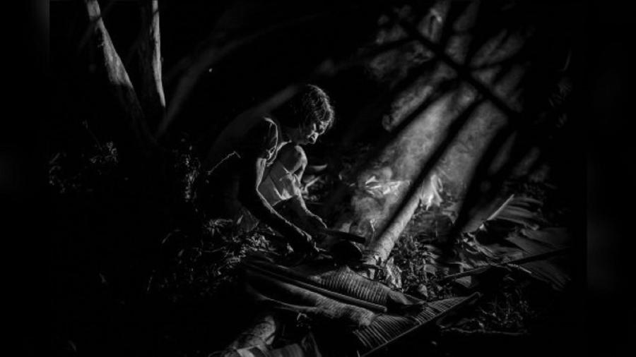 Peru awajun mujeres la-tinta