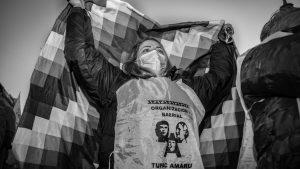 Acampe por la liberación de Milagro Sala: dos mil días de impunidad