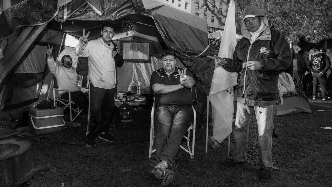 acampe-milagro-sala-plaza-mayo-8
