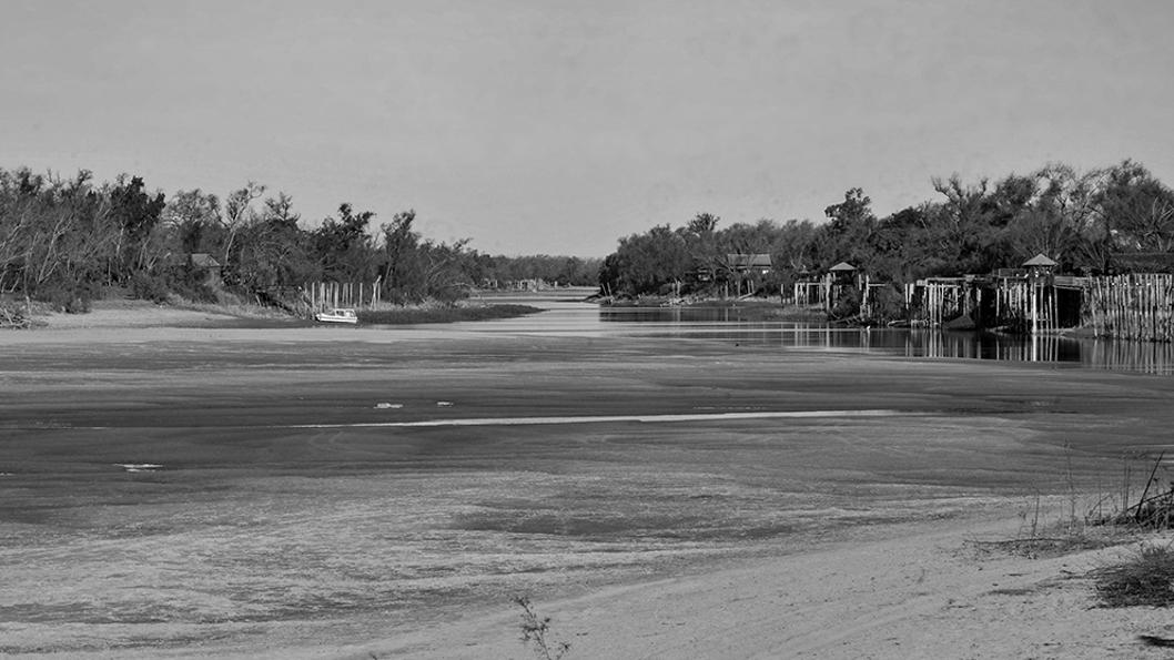 bajante-rio-paraná-litoral-agua-sequía-crisis-climática-4