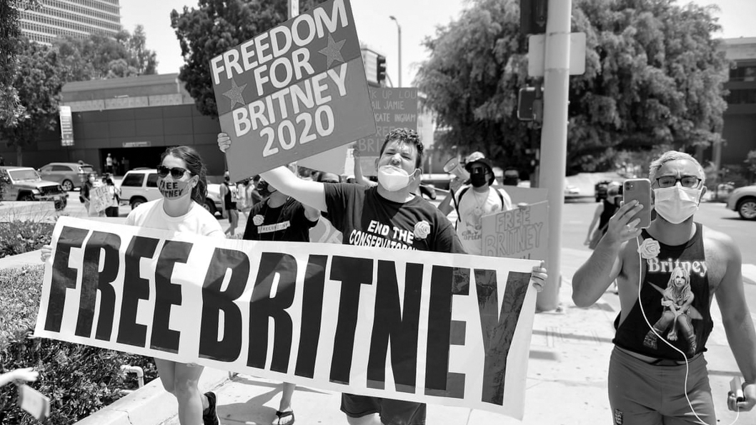 free-britney-spears-marcha