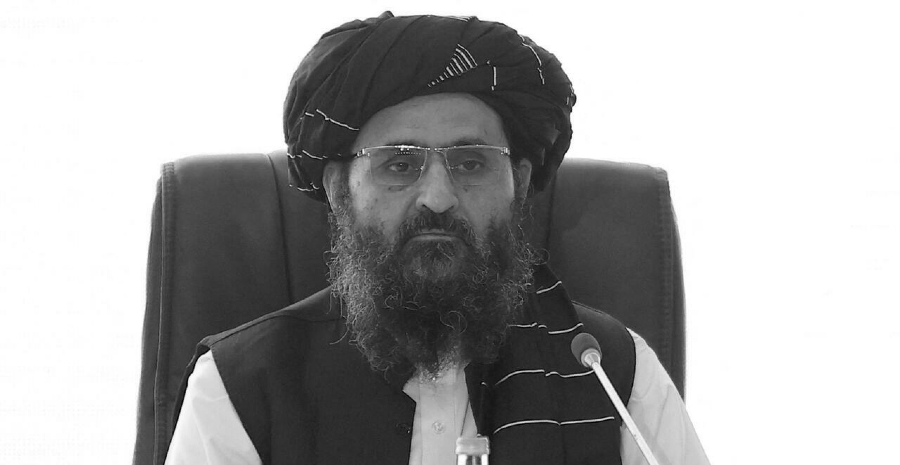 Afganistan Abdul Ghani Baradar la-tinta