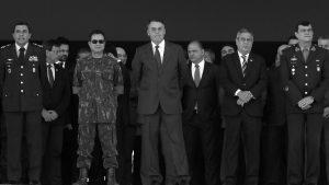Bolsonaro y la casta de mariscales