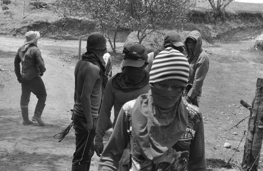 Colombia Ituango desplazamientos forzados la-tinta