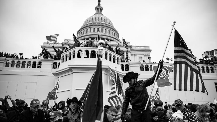 Estados Unidos toma del Capitolio la-tinta