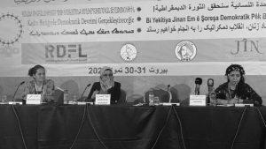 Mujeres de Medio Oriente y África en alianza contra el patriarcado