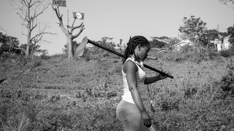 Sudafrica huertos comunitarios la-tinta