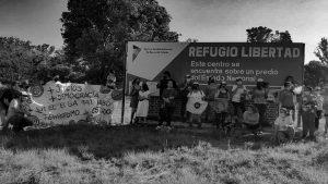 El Refugio Libertad busca apoyo
