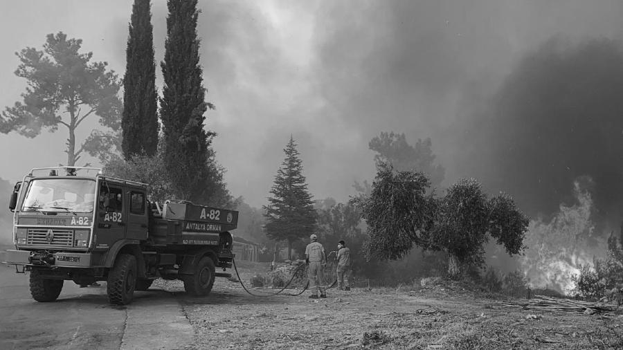 Turquia incendios forestales la-tinta
