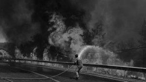 En Turquía, los incendios se apagan militarizando el territorio