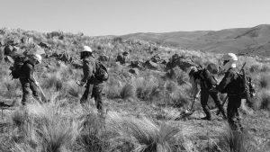 Brigada Forestal Isquitipe: combatientes forestales de Sierras Chicas