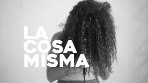 """""""La cosa misma"""", danza contemporánea y performance"""