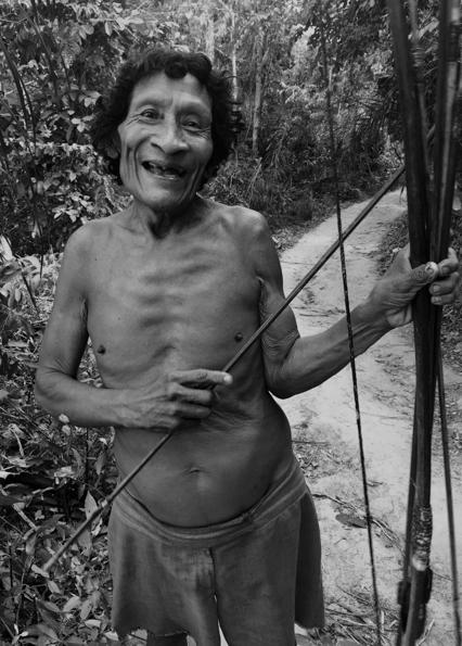 indígenas-awa-guajá-Brail-Amazonas-pueblos-originarios