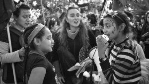 Crecer en organizaciones y de la mano del feminismo