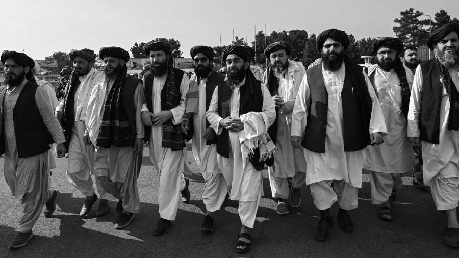 Afganistan dirigentes talibanes la-tinta