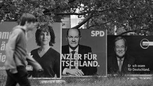 Por el camino de Merkel, la socialdemocracia gana las elecciones