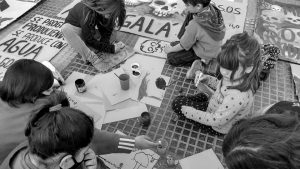 """Jóvenes de Andalgalá: """"Ninguna autoridad hace nada"""""""