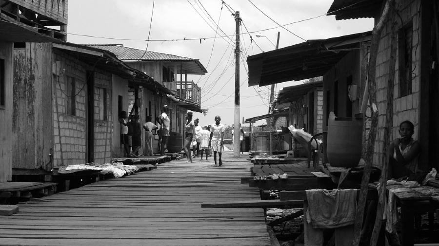 Ecuador zonas pobres la-tinta