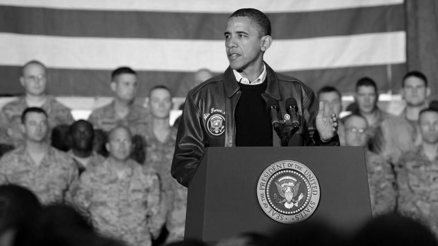Estados Unidos Obama tropas en el extranjero la-tinta