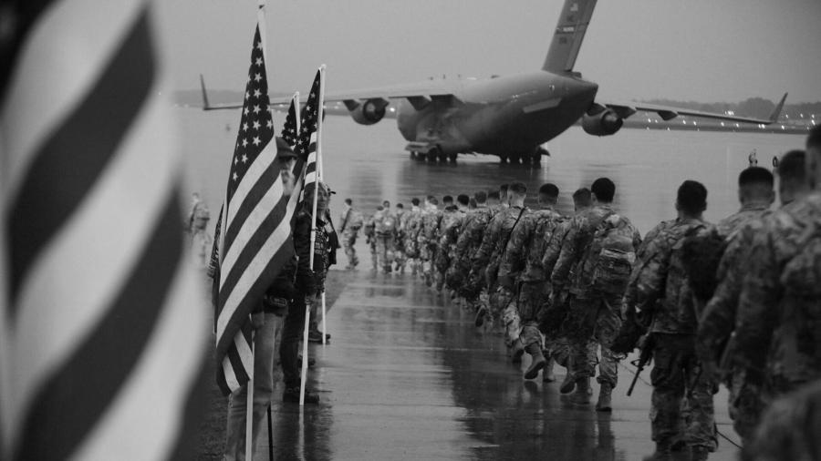 Estados Unidos fuerzas militares la-tinta