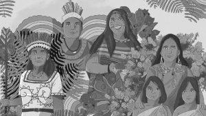 Mujeres indígenas contra el silencio y la violencia