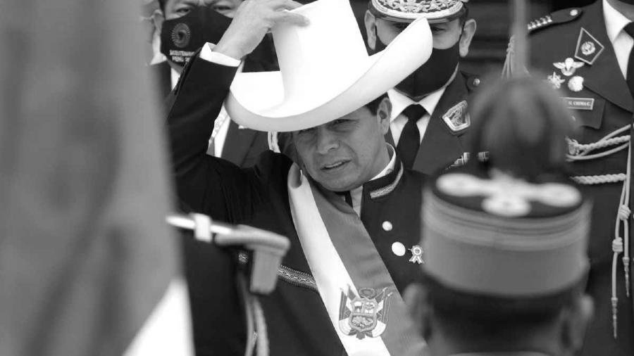 Peru presidente Pedro Castillo la-tinta