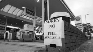 ¿Qué pasa en el Reino Unido con el combustible?