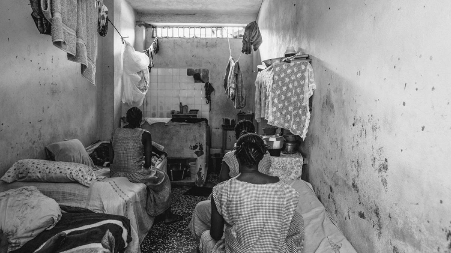 Sierra Leona carcel celdas mujeres la-tinta