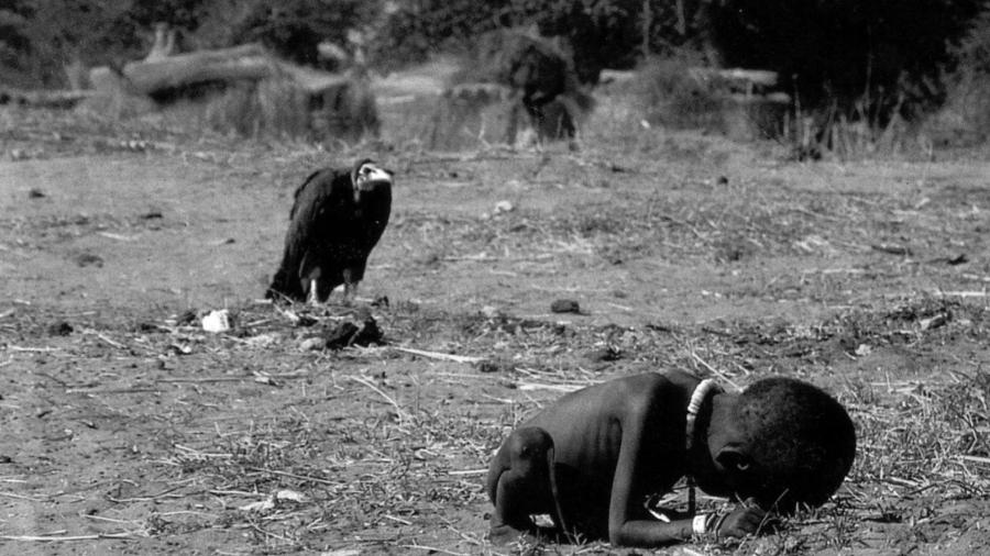Sudan Kevin Carter la-tinta
