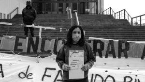 """Facundo Rivera Alegre: """"la impunidad es hija del olvido y nosotros no te olvidamos"""""""