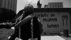 La Anti Monumenta, acción artística y narrativa de las mujeres que luchan