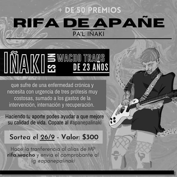rifa-inaki-trans-colecta-solidaria
