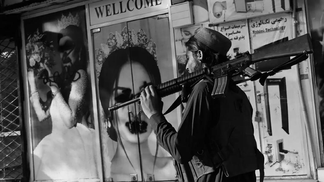 Afganistan talibanes Kabul militarizacion la-tinta